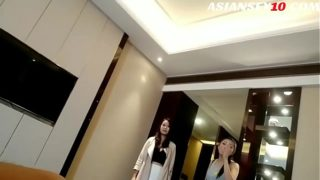 China Sauna Full Service – Threesome with Cousins
