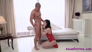 This Asian cat loves milk, even MASTER's- Lady Dee