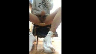 白襪鞋子打飛機AF1&sox