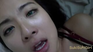 Green EYES Asian moans @Andregotbars POV will make you CUM wmaf amateur couple