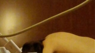 Asian Chinese Girlfriend sex at hotel